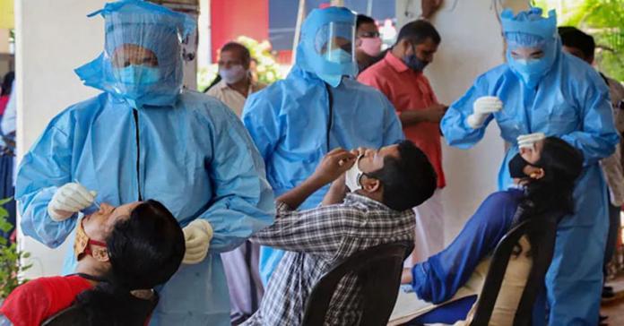 last 24 hours 1,52,879 people affected coronavirus